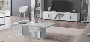 Lisa White Coffee Table