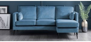 Anton Peacock RHF Fabric Corner Sofa