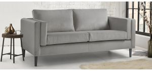 Nikon Grey Fabric Large Sofa