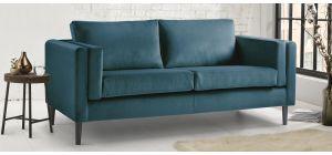 Nikon Peacock Fabric 3 + 2 Sofa Set