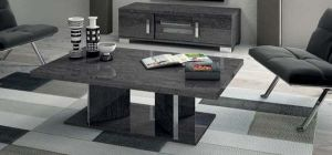 Sarah Grey Birch Coffee Table