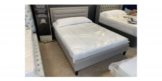 LB54 King Size 5FT Bed Includes Headboard - Clerance - Without Mattress - Mattresses From £149 - 48467-DW