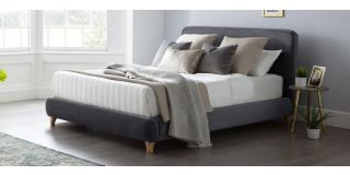 Madrid Bed Frame Double 4FT6 Cosmic